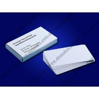 Wholesale Re-transfer printer Large Adhesive Cleaning Card Kit from china suppliers
