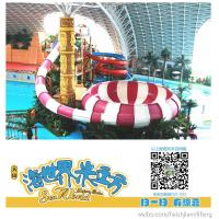 Wholesale Aqua Entertainment Park Equipment , Amusement Park Project Design And Construction from china suppliers