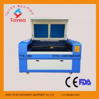 Wholesale leather laser engraving machine 1200 x 900mm TYE-1290 from china suppliers