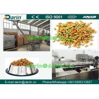 Wholesale DARIN Twin Screw dog food extruder with ISO , Feed Pellet Production Line from china suppliers