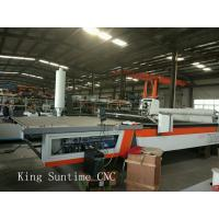 Wholesale Layer Blade Cnc Fabric Garment Cutting Machine , High Speed Cloth Cutting Equipment from china suppliers