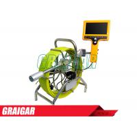 Wholesale Plumbing Sewer Water Well Air Duct Push Rod Pipe Inspection Camera Equipment Waterproof from china suppliers