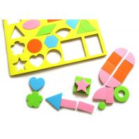 Wholesale PersonalizedColored Make Your Own Childrens Educational Toys with Rubber magnet from china suppliers