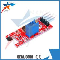 Wholesale UNO MEGA2560 Linear Hall Magnetic Sensors For Arduino , AVR PIC Module from china suppliers