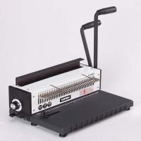 Wholesale Square Hole 3:1 Double Wire Binding Machines Coil Binding Rayson TD-1500B34 from china suppliers