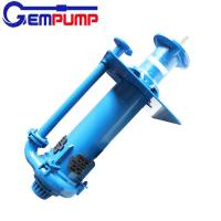 Buy cheap 65qv-sp High head submersible vertical sump slurry pump 100rv-sp from wholesalers