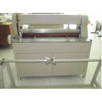 Wholesale Customized Three Layers Knife Filter Paper Pleating Machine , 1050mm Width from china suppliers
