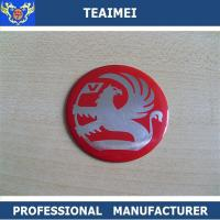 Wholesale Metal Aluminum Car Badge Stickers Car Side Body Stickers Flexible from china suppliers