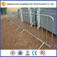 Wholesale Crowd Control Fencing Crowd Control Barricade with T/Y stands from china suppliers