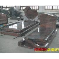 Wholesale Tombstone, Monument, Gravestone, Headstone (XMJ-Fr01) from china suppliers