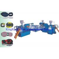 Wholesale Rotary Auto Plastic PVC Sole Making Machine For Multicolor Sport Shoe from china suppliers