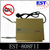 Wholesale 30dBm Wifi / Blue Tooth / Wireless Video Jammer EST-808FII With 2 Antenna from china suppliers