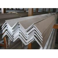 Wholesale 430 / 304 / 316L / 201 Stainless Steel Angle Bar Hot Rolled For Construction from china suppliers