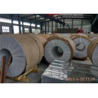 Wholesale Mill Finish Pure 1100 Aluminum Sheet / Coil Unpolished H14 Temper ISO 9001 Approval from china suppliers