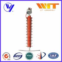 Wholesale Polymer Transmission Line Surge Arrester Protection with External Gap 42KV - 75KV from china suppliers