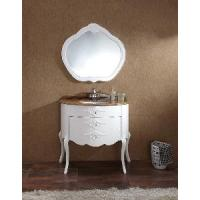Wholesale White Color Bathroom Vanity/Bathroom Cabinet (060-950) from china suppliers