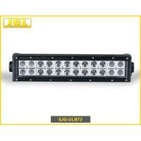 Wholesale Dustproof Led Warning Light Bar Double Row With Spot / Flood / Combo Beam from china suppliers