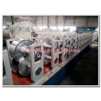 Wholesale Cold Rolled U Profile Channel Sheet Manufacturing Machine with Automatic Cutting Equipment from china suppliers