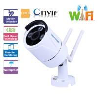 Wholesale SZSINOCAM WIFI  Wireless Security CCTV  IP Camera Support PC , app and Software Remote Viewing from china suppliers
