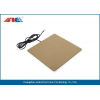 Buy cheap High Frequency RFID Pad Antenna For Detecting RFID Tag Reading Range 50CM from wholesalers