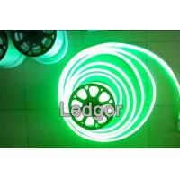 Wholesale 12V 24v 110v 220v UV proof green Led Neon Flex from china suppliers