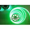 Buy cheap 12V 24v 110v 220v UV proof green Led Neon Flex from wholesalers
