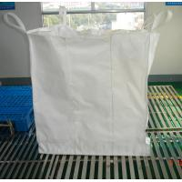 Wholesale Flexible Super Sack bags with PE liner , polypropylene woven 1 ton bag from china suppliers