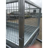 Wholesale Hot Dipped Galvanized Heavy Duty 7x5 Cage, Mesh Cage, Stock Crate from china suppliers