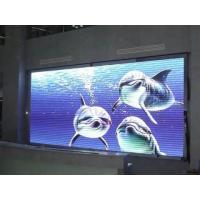 Buy cheap High definition 4mm RGB super thin led screen display  rental indoor SMD 3in1 12bit from wholesalers