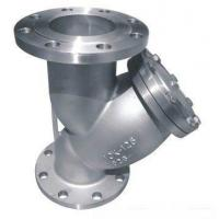 Wholesale Flanged End High Pressure Strainer 2 Y Type Class 150 With Gasket from china suppliers
