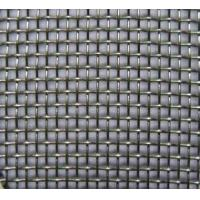 Wholesale Woven Wire Mesh sheets, stable structure, square mesh for coal from china suppliers