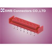Wholesale Male Board to Board Connection , Crimp Style 1.27mm IDC Connector from china suppliers