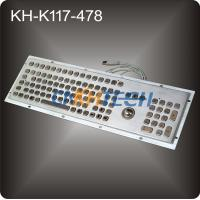 Wholesale Panel Mount Stainless Steel Keyboard from china suppliers