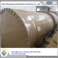Quality Aluminium Rolls and Coils from China with Super width from 1500mm to 2700mm for Tank and Trailer for sale