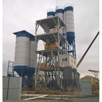 Wholesale SBJ20-1L2000 stairs type 20t/h automatic dry mortar production line with 30t/h wet sand drying system from china suppliers