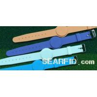 Quality UHF Silicone Wristband, Soft Silicone Bracelet, EPC GEN2, ISO18000-6C Wristband, Long distance for sale