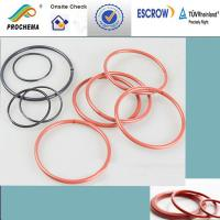 Buy cheap FEP or PFA encapsulated O-Ring with viton rubber or silicone core from wholesalers