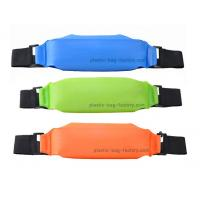 Wholesale Colorful TPU Waterproof Sports Bag , Dry Bag Waist Pack For Mobile Phone / Camera from china suppliers
