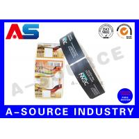 Wholesale Hologram E liquid Labels in Roll from china suppliers