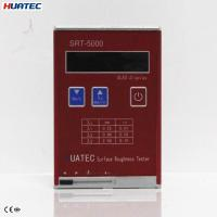 Buy cheap Ra, Rz, Rq, Rt Surface Roughness Tester SRT-5000 With lithium ion rechargeable batteries from wholesalers