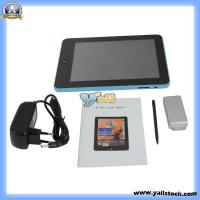 Wholesale WM8650 Android 2.2 8-Inch Two-Point Touch Screen Tablet PC Blue WiFi 3G (88008092) from china suppliers