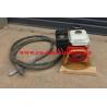 Buy cheap Robin gasoline engine concrete vibrator, electric portable concrete vibrator, sall Honda from wholesalers