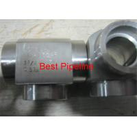"China Stainless Steel Forged Pipe Fittings 12""SCH120/5""SCH160 ASTM A182 GR. F91 MSS SP for sale"