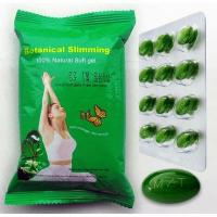 Wholesale No Toxin Natural Slimming Pills Meizitang Botanical , Restrain Appetite from china suppliers