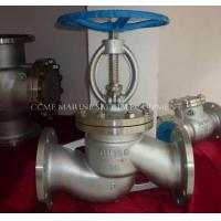 Wholesale DIN Standard Cast Iron Globe Valve from china suppliers