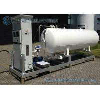 Wholesale Mobile lpg filling station lpg bottling plant lpg tank trailer truck from china suppliers