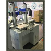 30w Series Number Jewellery Laser Marking Machine With Raycus Laser Sources