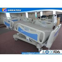 Quality Medical Electric Beds , 5 Functions Hospital Care Furniture With CPR (GT-BE5039-01) for sale