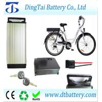 Wholesale 48V 30Ah 18650 13S10P rear rack style ebike battery from china suppliers