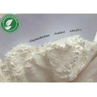 Wholesale Androgenic Anabolic Steroid Oxymetholone Anadrol For Fat Loss CAS 434-07-1 from china suppliers